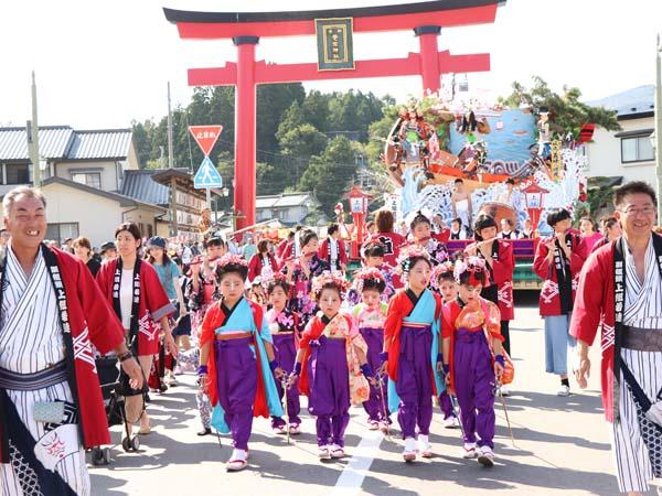 愛宕神社例大祭 野田まつり 写真