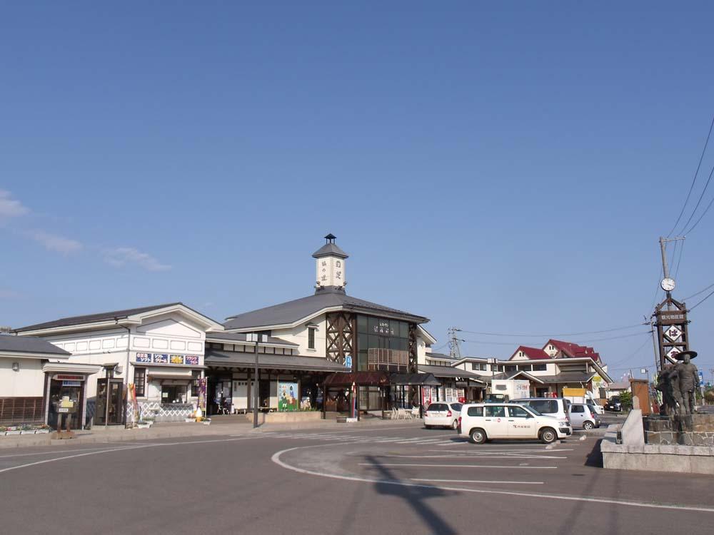 道の駅のだ 写真