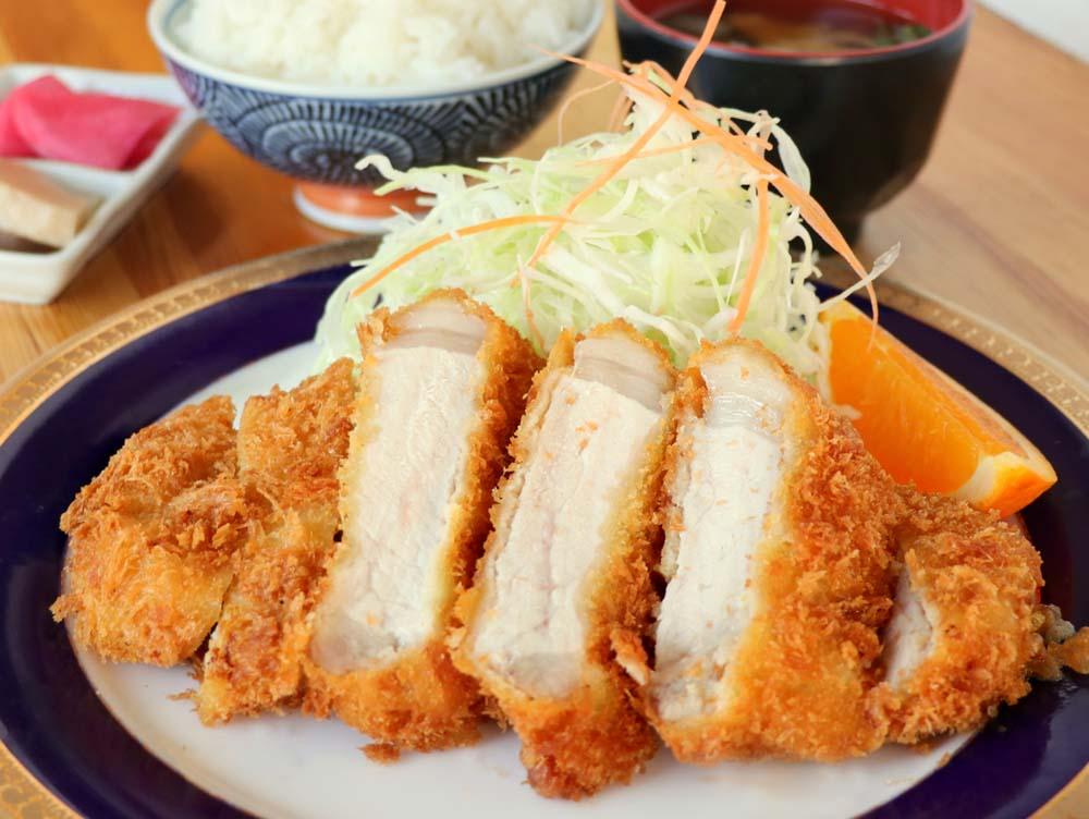 キッチン栄 キッチン栄 上ロースカツ定食