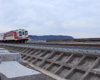 三陸鉄道、運行再開